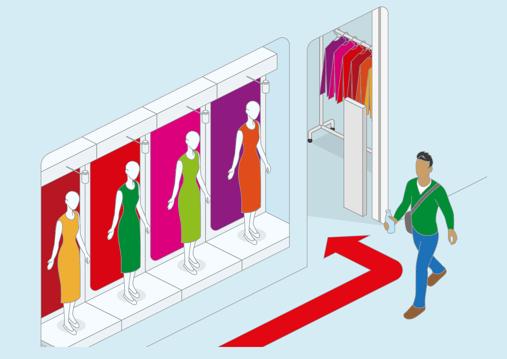 Retail Store Design: windows displays
