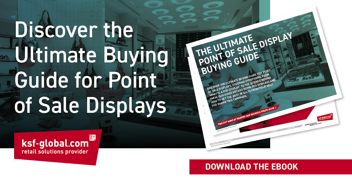 Point of Sale Display Buying Guide